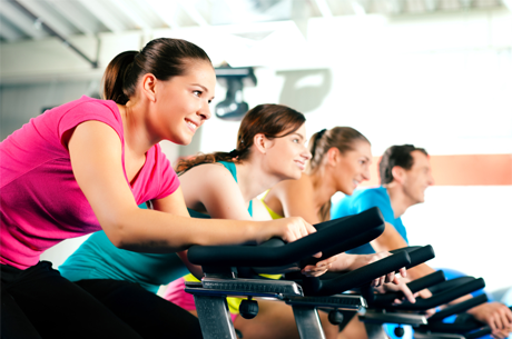 FITNESS - Booking Indoor Cycling Classes