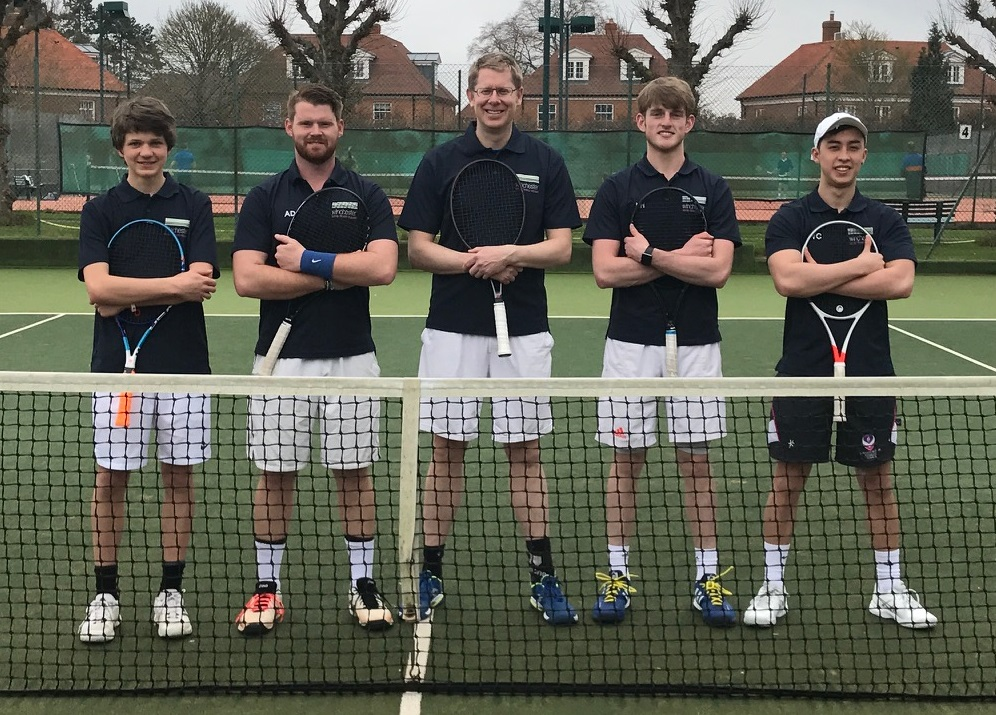 Tennis Team News Now On Twitter Winchester Racquets Fitness