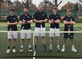 TENNIS - Men's and Mixed Team Reports
